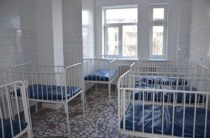 Sectia Pediatrie igienizare