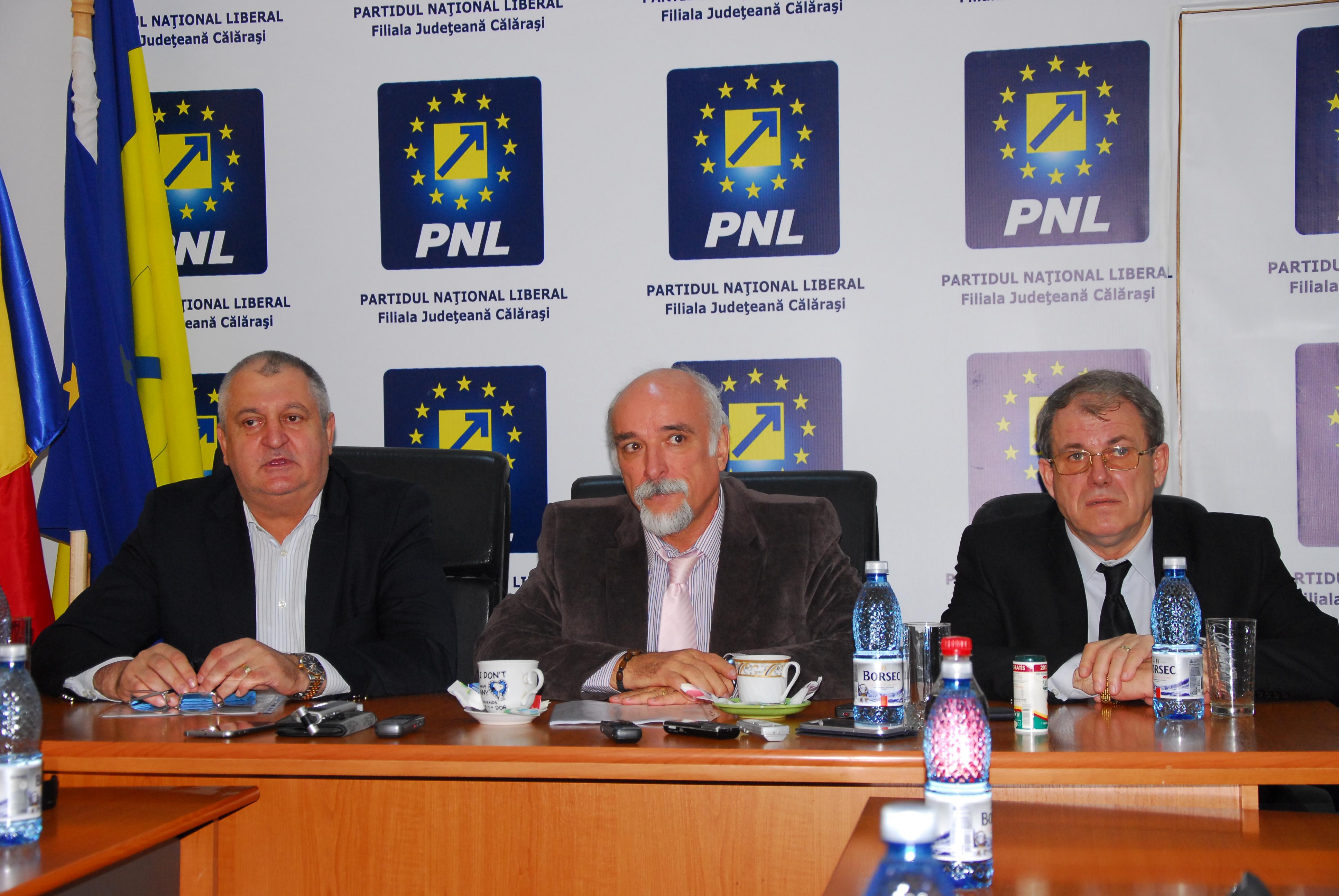 Sub steagul galben-albastru, Drăgulin şi Dinulescu,  vă ordon câştigaţi primăria şi consiliul judeţean !