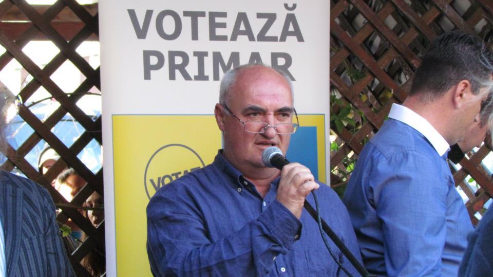 Viceprimarul comunei Frumuşani, Mihail Darie, găsit incompatibil de ANI