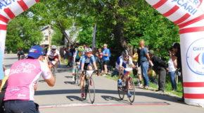 Fundeni – Road Grand Pink, primul concurs de ciclism feminin din România
