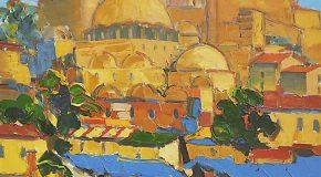 Pictorul Sorin Adam