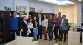 Cea de-a treia ediție a evenimentului Ziua porților deschise – participanți elevi ai Colegiului Economic Călărași