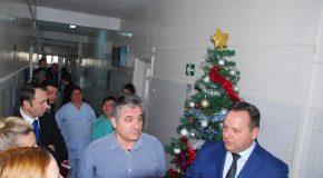 """Un nou manager la Spitalul Județean de Urgență """"Dr. Pompei Samarian"""" Călărași"""