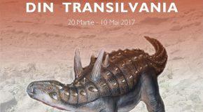 Deschiderea expoziţiei – ULTIMII DINOZAURI DIN TRANSILVANIA