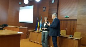 Vizita unui expert german în dezvoltare durabilă, în municipiul Călărași