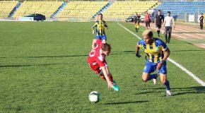 Elevii lui Adi Mihalcea au făcut din nou un meci bun în partida cu Sepsi OSK