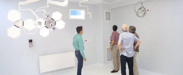 Proiect pentru creșterea eficienței energetice la spitalul județean