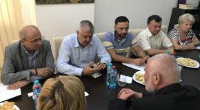 O nouă rundă de discuții referitoare la construirea podului Călărași-Silistra