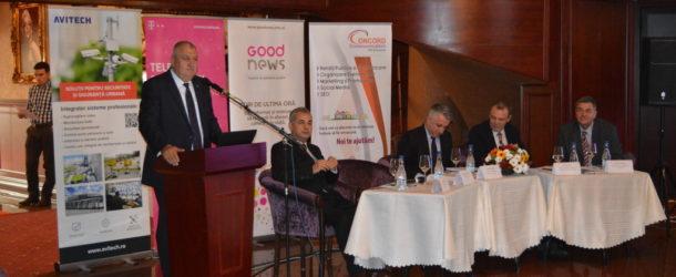 Dezbatere regională SMART CITY la Călărași