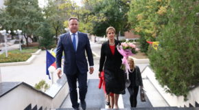 Principesa Maria a României a efectuat o vizită publică în județul Călărași