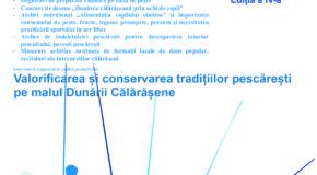 A IV-a ediţie a Festivalului Dunării Călărăşene