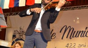 Concert simfonic cu participarea violonistului Răzvan Stoica