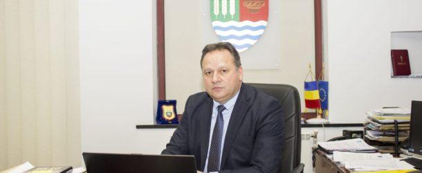 """Fotbal / Liga 2-a / Președintele C.J. Călărași, Vasile Iliuță: """"Împreună spre Liga 1″"""