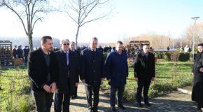 Consiliului Județean Călărași a adus azi un pios omagiu Majestății Sale Regele Mihai I
