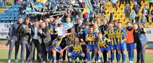 Fotbal / Liga 2 / Hermannstadt, spune tu cine este lideru'!