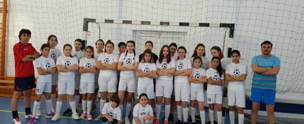 ACS Viitorul – primul club privat de fotbal din Călărași care antrenează fete
