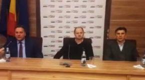 Ionuț Lupescu a început la Călărași turneul național de candidatură pentru funcția de președinte al FRF