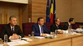 Convocarea Consiliului Judeţean Călăraşi în şedinţă extraordinară