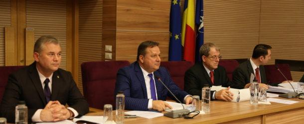 A fost dezbătut și aprobat bugetul propriu al județului Călărași
