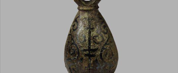 Exponatul lunii februarie 2018 la Muzeul Dunării de Jos:  CLOPOȚEL KIEVEAN
