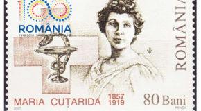 Personalitatea lunii februarie 2018 la Muzeul Dunării de Jos:  MARIA CUTZARIDA-CRĂTUNESCU Prima femeie medic din România