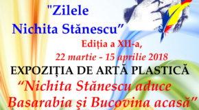 """Festivalul internațional de poezie """"Zilele Nichita Stănescu"""", și în municipiul Călărași"""