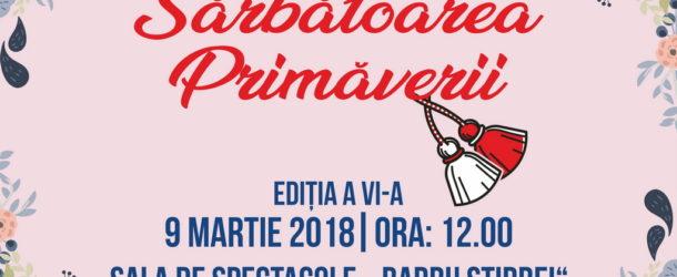 """Primăria Municipiului Călărași organizează ediția a VI-a a evenimentului """"SĂRBĂTOAREA PRIMĂVERII""""."""