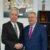Ambasadorul SUA în România, Hans Klemm a vizitat Călărașiul