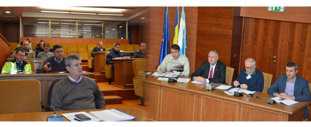 Măsuri ale Comitetului local pentru situații de urgență Călărași