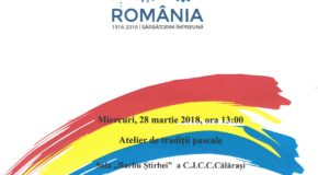Evenimente organizate cu ocazia Sărbătorii de Paște