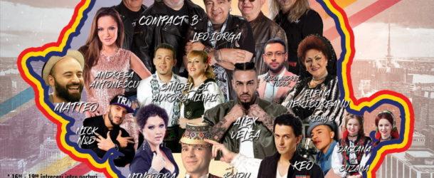 """Turneul muzical național """"România în Sărbătoare"""" ajunge Călărași"""