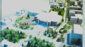 Modernizarea zonei centrale a municipiului Călărași cu finanțare REGIO