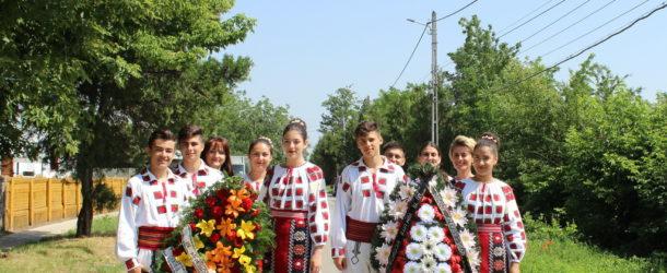"""Sărbătoarea salcâmului – """"IN MEMORIAM – DUMITRU SAVU"""" – Ștefan Vodă – 10 iunie 2018"""