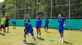 Neftci Baku-AFC Dunărea Călăraşi 2-0