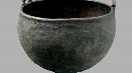 EXPONATUL LUNII IULIE- CAZAN SCITIC