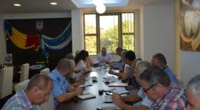 Convocarea Comitetului Local pentru Situații de Urgență în data de 9 august