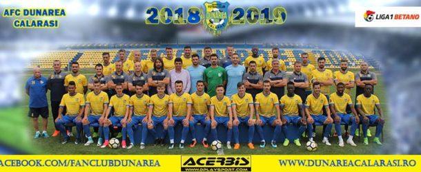 AFC Dunărea – U. Craiova    dum., 12 Aug, la 15:30