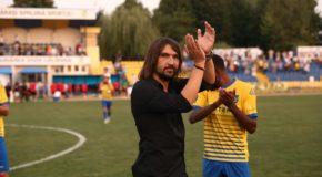 """Dunărea Călărași-Poli Iași  2-0. Dan Alexa: """"Vali Alexandru a intrat foarte bine, a avut o execuţie fantastică"""""""
