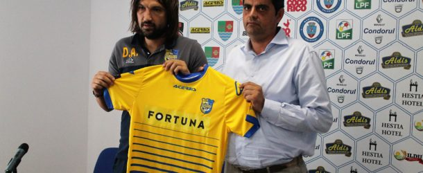 AFC Dunărea Călărași are un nou partener:  Fortuna Entertainment Group
