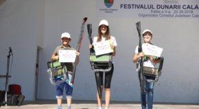 Consiliul Județean Călărași a organizat a V-a ediție a Festivalului Dunării Călărășene