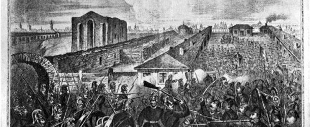 13 Septembrie 1848 – Ziua Pompierilor din România 170 de ani de la Bătălia din Dealu Spirii