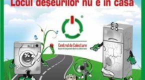 Municipiului Călărași participă la Ziua Internațională a Reciclării Deșeurilor Electrice