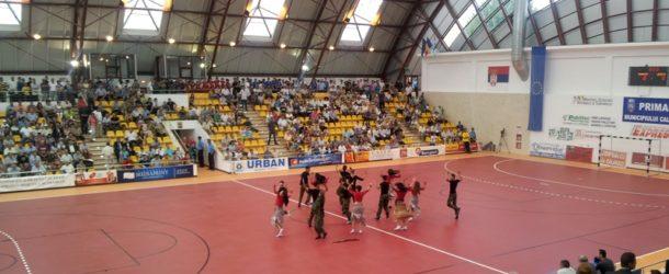 Sala Polivalentă,utilizată de asociatiile sportive, cluburile sportive si persoane juridice si fizice