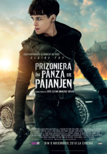 The Girl In The Spider's Web1
