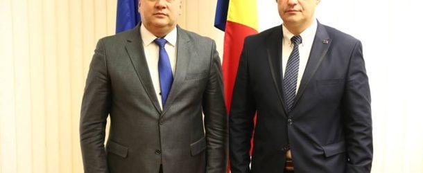 Colaborare între CJ Călărași și regiunea Silistra
