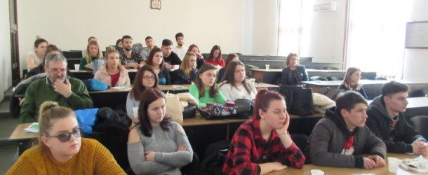 La Facultatea de Management, studenții au idei și promovează proiecte