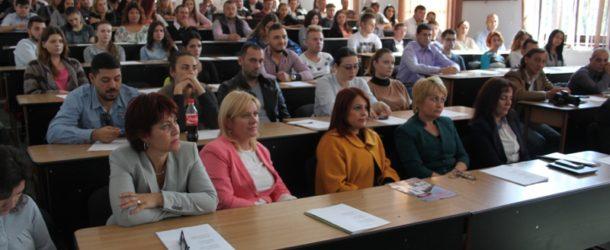 La Facultatea de Management studenții  continuă seria ideilor de proiecte comunitare