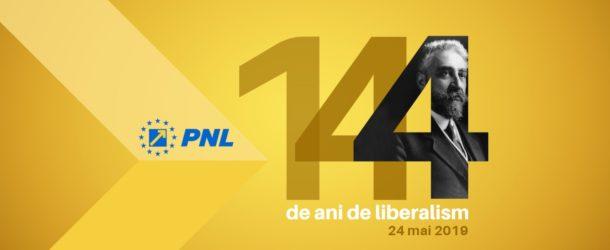 În urmă cu 144 de ani, la data de 24 mai 1875, a luat ființă Partidul Național Liberal (P)
