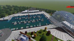 Portul Turistic și de Agrement a primit aviz favorabil de la Ministerul Turismului