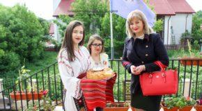 Senatorul Roxana Pațurcă a petrecut Ziua Europei în mijlocul elevilor din Călărași